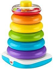 Fisher-Price Fabring piramida, zabawka dla dzieci od 6 lat