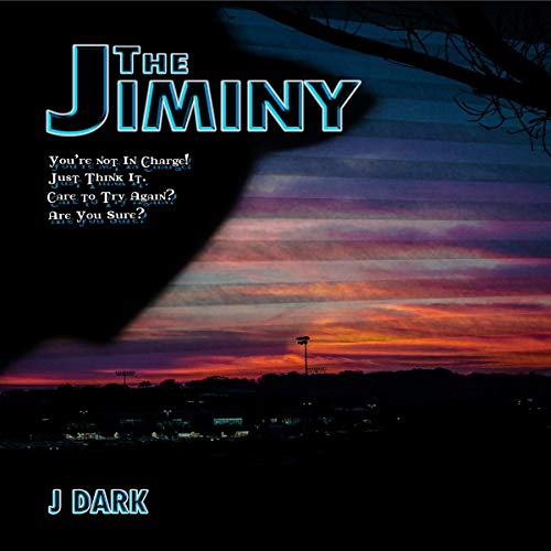 The Jiminy audiobook cover art