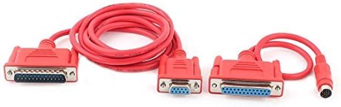 Adaptador RS422 DealMux SC09 programación del PLC RS232 alambre Para para Mitsubishi MELSEC