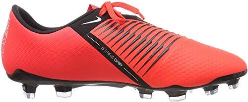 Nike Unisex-Erwachsene Phantom Venom Pro FG Fußballschuhe, Mehrfarbig (Bright Crimson/Black/Bright Crimson 600), 44 EU