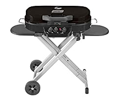 top 10 portable gas grill Coleman Gas Grill | Portable Propane Grill | RoadTrip 285 Stand Up Grill, Black