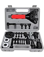 Vikenar A/C kompressor navdragare kopplingssats verktyg, 28 st borttagningsverktygssats auto
