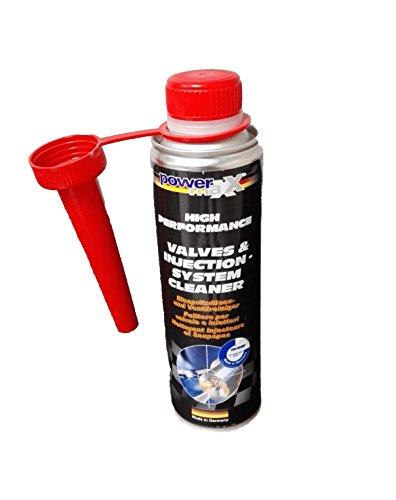 Bluechem Aditivo Limpiador para válvulas e inyectores, para vehículo de Gasolina, 300 ml