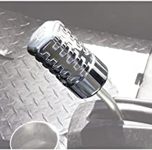 Moto Activ Hex Shifter Knob Polished for Can-Am Commander 1000 2011-2014