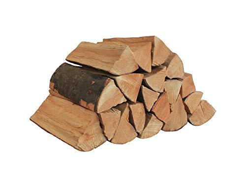 25kg Brennholz - 100% Buche, ofenfertig, Scheitlänge ca. 25 oder 33 cm - für Kamin, Ofen, Feuerschalen, Lagerfeuer - Buchenholz Kaminholz Feuerholz Grillholz (Scheitlänge ca. 25 cm)