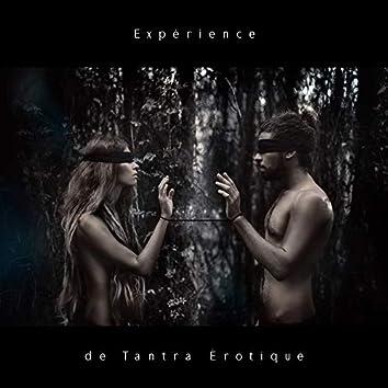 Expérience de Tantra Érotique - Collection de musique spirituelle new age grâce à laquelle vous connaîtrez mieux et plus profondément le corps de votre partenaire et votre désir sexuel sera encore plus grand