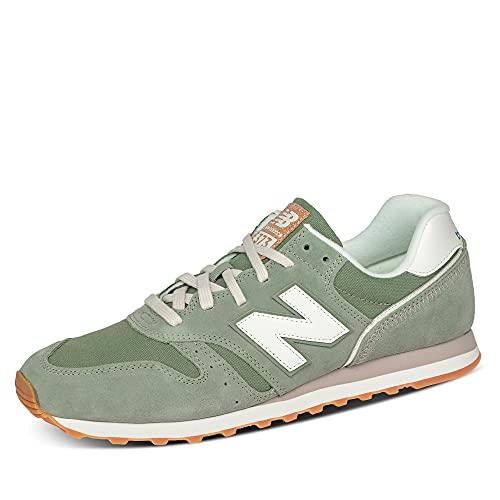 New Balance 373 Sneaker Herren Khaki/beige, 46.5 EU - 11.5 UK - 12 US