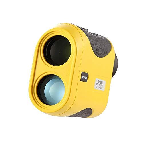 J-Love Binoculares para Adultos, monocular 7X, telémetro, telescopio electrónico Regla Alta precisión para Golf al Aire Libre para visualización Turismo y Rendimiento Alcance