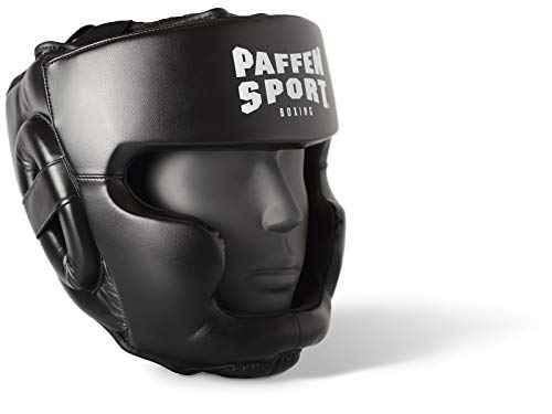 Paffen Sport FIT Kopfschutz für das Training; schwarz; GR: S/M