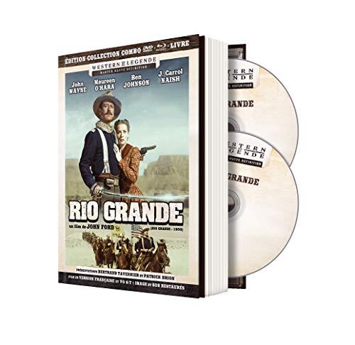 Rio Grande [Édition Collector Blu-Ray + DVD + Livre]
