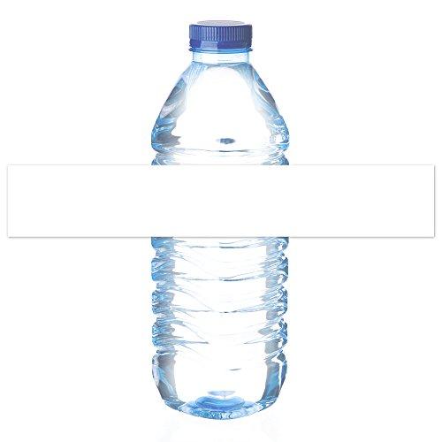 Mr-Label Etiquetas botellas agua prueba agua - impresoras