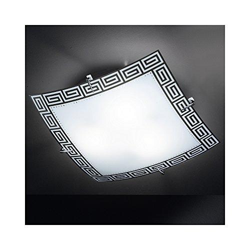 42cm plafondlamp Frida kleur (decor): zwart