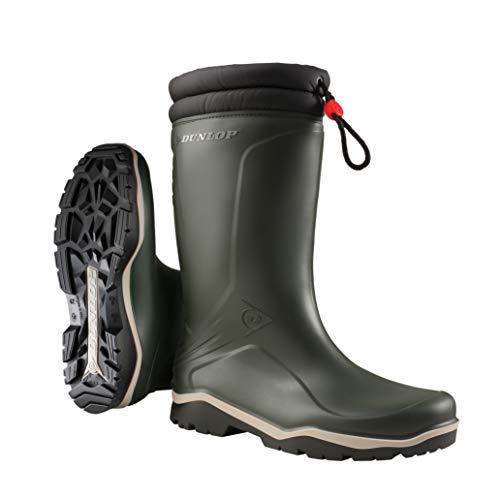 Dunlop Unisex-Erwachsene Blizzard Gummistiefel, Grün, EU 42   UK 8   US 9
