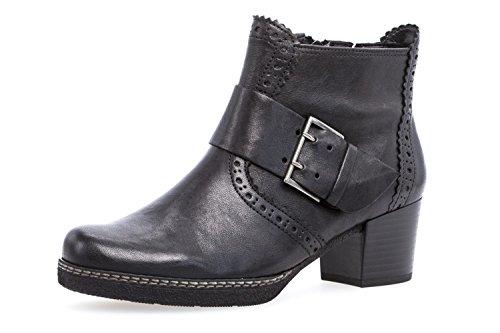 Gabor Botines en tallas grandes Negro 76.663.27 Zapatos de Mujer, color Negro, talla 42 EU