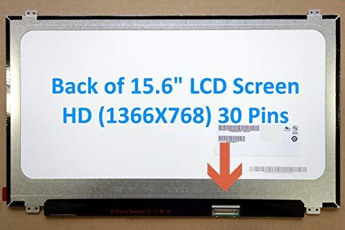 "A Plus Screen Pantalla LCD de Repuesto para portátil HP Pavilion TPN-C126, de 15,6"", HD"