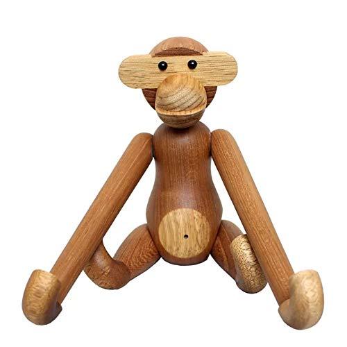 wood monkey - 9