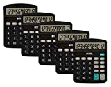 Large Desktop Calculators, 5 Pac...