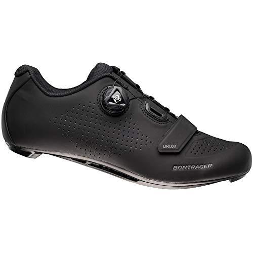 Bontrager Circuit Rennrad Fahrrad Schuhe schwarz 2021: Größe: 48