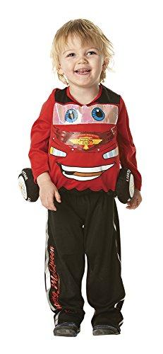 Rubie's Flash McQueen-Kostüm für Kinder - 2-3 Jahre