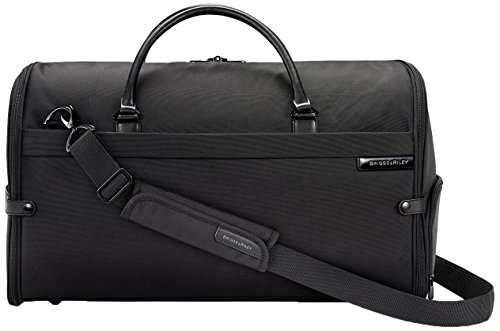 Briggs & Riley Baseline-Suiter Duffel Bag, Black, One Size