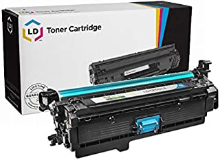 LD Remanufactured Toner Cartridge Replacement for HP 646A CF031A (Cyan)