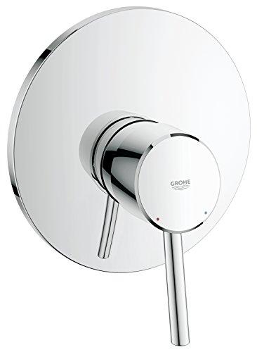 Grohe 32213001Einhebelmischer Unterputz für Dusche, Außenseite, Chrom