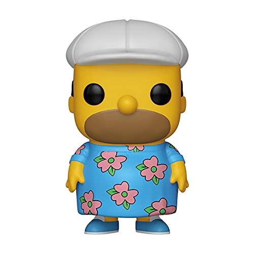 Funko Pop! - Homer Muumuu - The Simpsons Exclusive