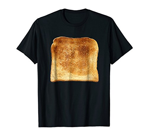 Bread Shirt Toast Costume T-Shirt Funny Gluten Shirt