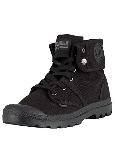 Palladium Us Baggy W H, Baskets Hautes Homme - Noir (Black/Black 466) - 42 EU