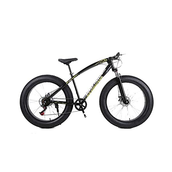 Cruiser Bikes YBCN Fat bike, off-road beach snowmobile 26 inch 27 speed shift VTT hard tail 4.0 big tires adult outdoor riding [tag]