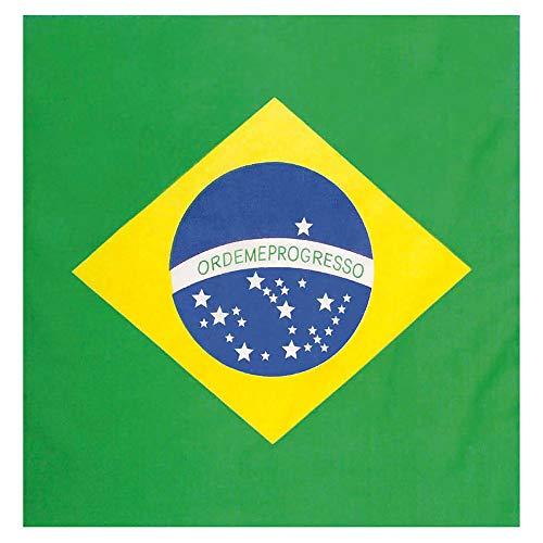 Widmann 1041b Bandana Foulard brésilien, Multicolore, Taille Unique
