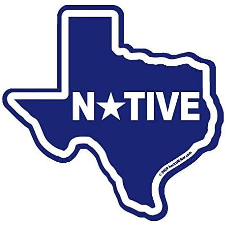 State of Texas Vinyl Decal Laptop Car Truck Bumper Window Sticker