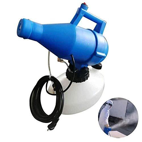 Atomización Interior/Exterior Pulverizador eléctrico Desinfección con insecticida Fogger Inteligente Atomizador portátil