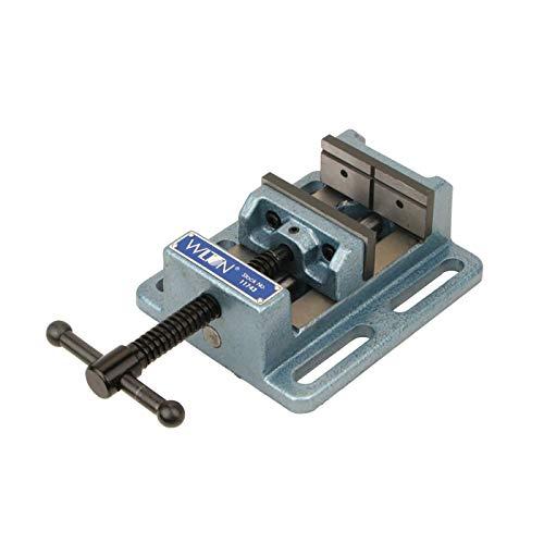 """Wilton 11744 4"""" Low-Profile Drill Press Vise"""