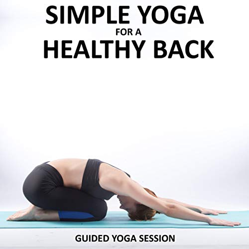 Simple Yoga for a Healthy Back Titelbild