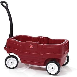 Step2 Neighborhood Wagon Ride On Toy - Marron, 890900