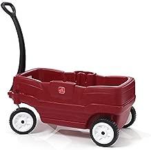Step2 Neighborhood Wagon with Seats, Red