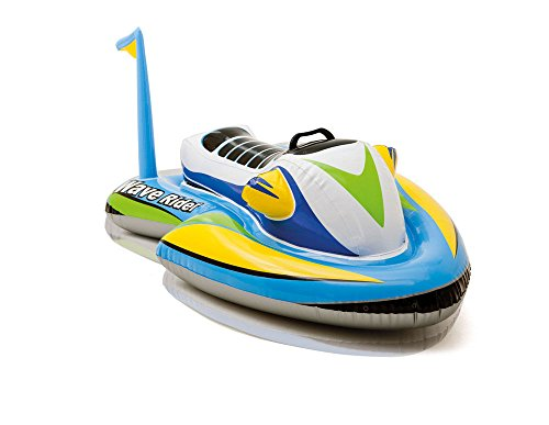 Product Image of the Intex Wave Rider Ride-On, 46' X 30.5', for Ages 3+