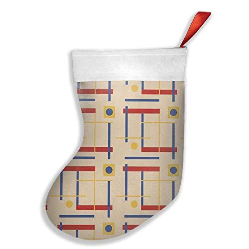 Art Fan-Design Weihnachtsstrumpf, Motiv