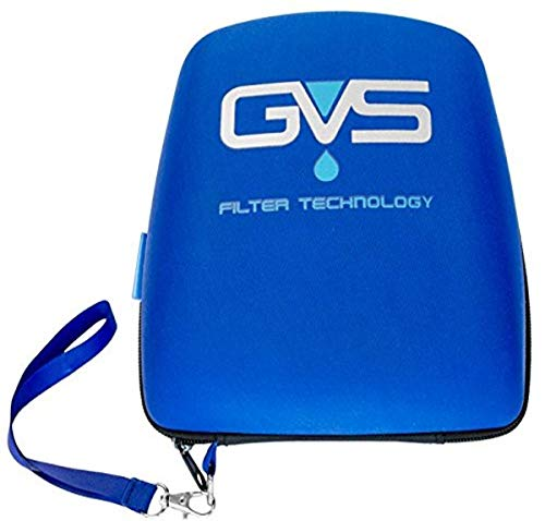 GVS SPM007 Elipse Integra Aufbewahrungsbox, Einheitsgröße, Blau
