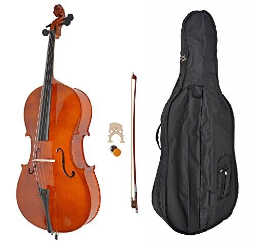ts-ideen Violoncello Classico Completo di Arco,...