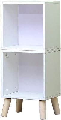 Tenzo 2170-001 Bess - Designer Regal, weiß, lackiert, matt