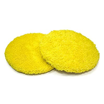 Spare Cleaning Cloths Made of Microfiber for HOBOT-198 (Set of 12 Pieces)