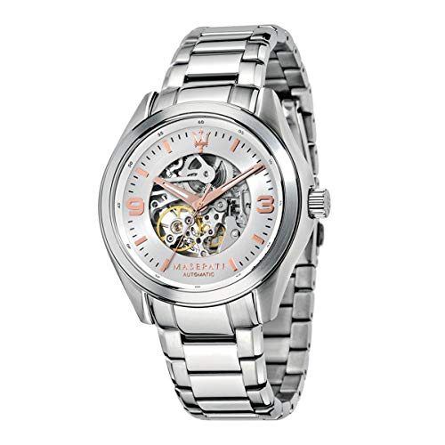 Orologio da uomo, Collezione SORPASSO, in acciaio - R8823124001