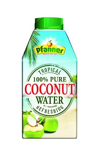 Pfanner Kokoswasser, 8er Pack (8 x 500 ml)