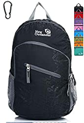 1c68edf76a Outlander 20L 33L- Most Durable Packable Lightweight Travel Hiking Backpack  Daypack · «