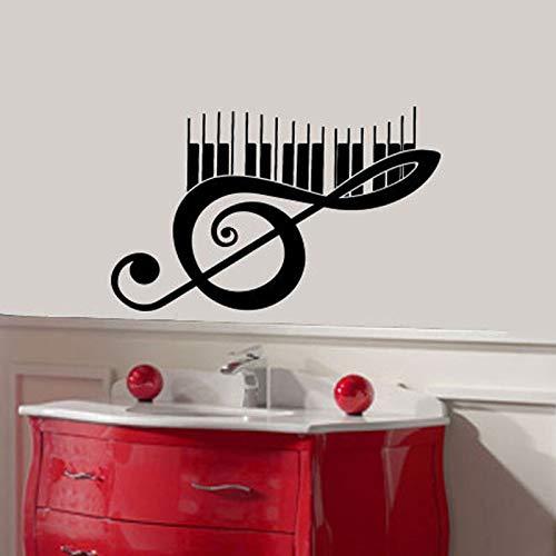 yaonuli Wandaufkleber Vinyl Wandbild Wohnzimmer Schlafzimmer Dekoration Kinderzimmer Aufkleber 42X73cm