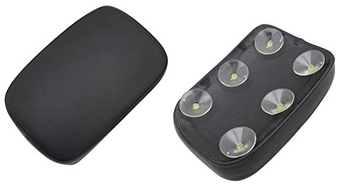 PILLION PAD SUCTION CUP SEAT FOR HARLEY @ CUSTOM BIKES