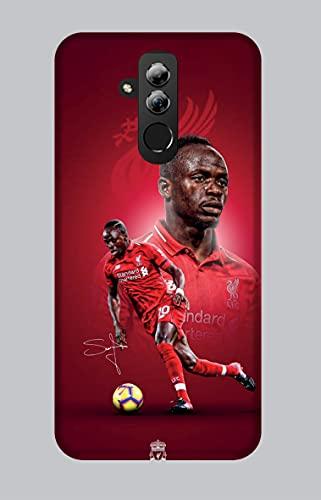 Funda blanda de TPU Huawei Mate 20 Lite Sport 111 LIVERPOOL MANE