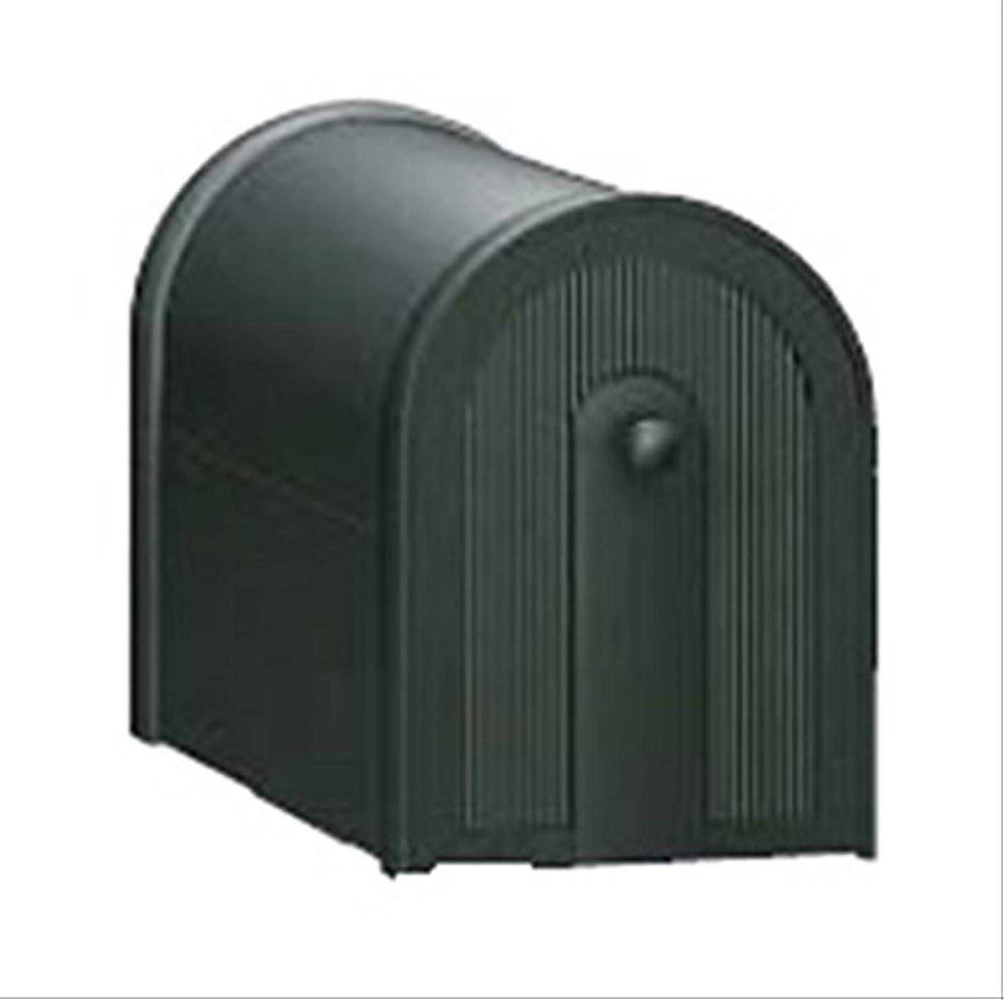 束ねるであるやろう四国化成 アルメールDA1型(ポストのみ)AM-DA1B 『郵便ポスト』 ブラックつや消し